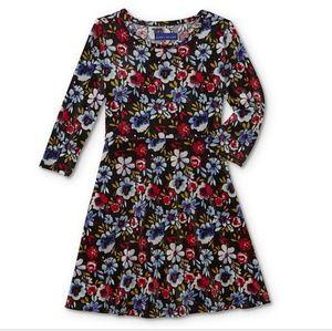 Simply Styled Girls XL Velour Dress